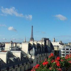 Отель Lancaster Paris Champs-Elysées Франция, Париж - 1 отзыв об отеле, цены и фото номеров - забронировать отель Lancaster Paris Champs-Elysées онлайн балкон