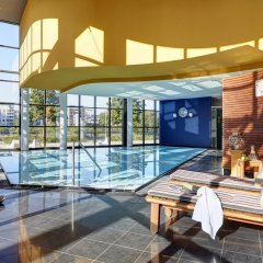 Lindner Hotel & Residence Main Plaza бассейн