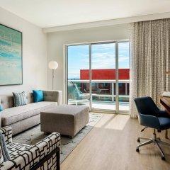 Отель Hampton Inn & Suites Santa Monica США, Санта-Моника - отзывы, цены и фото номеров - забронировать отель Hampton Inn & Suites Santa Monica онлайн комната для гостей фото 2