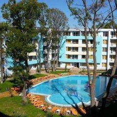 Отель Yassen Apartments Болгария, Солнечный берег - отзывы, цены и фото номеров - забронировать отель Yassen Apartments онлайн фото 2