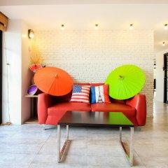 Отель Kailub Rooms Бангкок комната для гостей