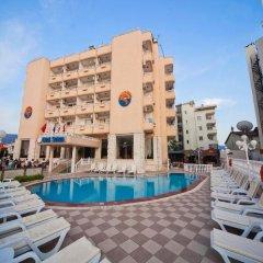 Selen Hotel Турция, Мугла - отзывы, цены и фото номеров - забронировать отель Selen Hotel онлайн бассейн фото 3