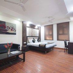 Отель Apra International Индия, Нью-Дели - отзывы, цены и фото номеров - забронировать отель Apra International онлайн комната для гостей