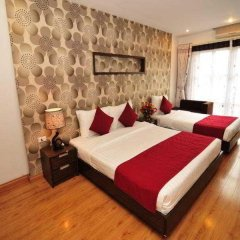 Asian Ruby Hotel Hanoi комната для гостей