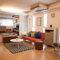 Отель Bed & Body Bangkok комната для гостей фото 3