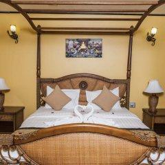 Отель Koh Tao Montra Resort & Spa сейф в номере