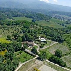 Отель Agriturismo Le Buche di Viesca Реггелло приотельная территория