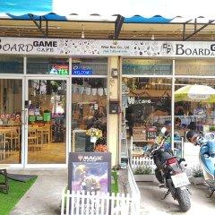Отель Board Game Hostel Таиланд, Бангкок - отзывы, цены и фото номеров - забронировать отель Board Game Hostel онлайн фото 2