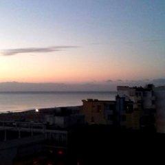 Отель Galles Римини пляж фото 2