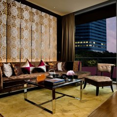 The Fullerton Bay Hotel Singapore развлечения