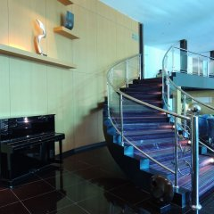 Nova Platinum Hotel фитнесс-зал фото 4