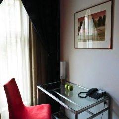 Chekhoff Hotel Moscow 5* Стандартный номер с двуспальной кроватью фото 10