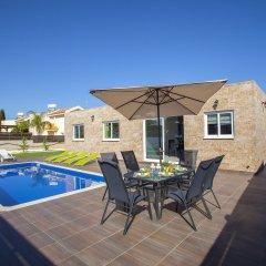 Отель Villa Hollywood Кипр, Протарас - отзывы, цены и фото номеров - забронировать отель Villa Hollywood онлайн бассейн фото 3