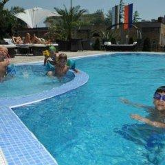 Отель Apart Hotel MIDA Болгария, Солнечный берег - отзывы, цены и фото номеров - забронировать отель Apart Hotel MIDA онлайн бассейн фото 2