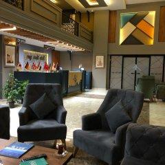 Отель My Suit Otel интерьер отеля