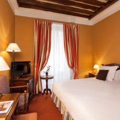 Отель Amarante Beau Manoir Франция, Париж - 14 отзывов об отеле, цены и фото номеров - забронировать отель Amarante Beau Manoir онлайн комната для гостей фото 3