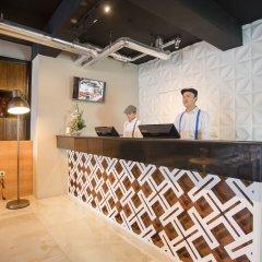 Allstay Hotel Yogyakarta интерьер отеля
