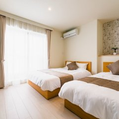 Отель GRAND BASE Hakata Haruyoshi Япония, Фукуока - отзывы, цены и фото номеров - забронировать отель GRAND BASE Hakata Haruyoshi онлайн комната для гостей фото 5
