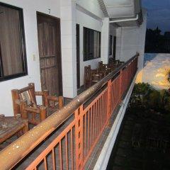 Отель Cebu Residencia Lourdes Филиппины, Лапу-Лапу - отзывы, цены и фото номеров - забронировать отель Cebu Residencia Lourdes онлайн балкон