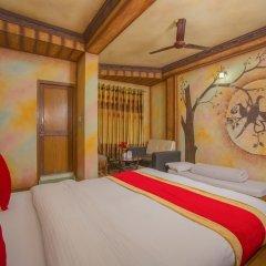 Отель OYO 267 Hotel Tanahun Vyas Непал, Катманду - отзывы, цены и фото номеров - забронировать отель OYO 267 Hotel Tanahun Vyas онлайн комната для гостей фото 3