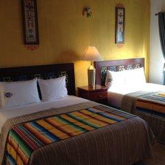 Отель Posada Margaritas комната для гостей фото 5