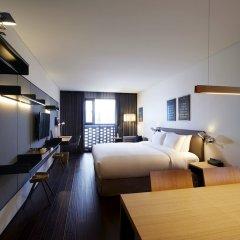GLAD Hotel Yeouido сейф в номере