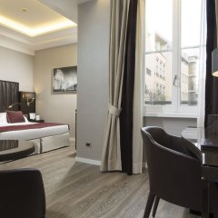 Отель Artemide 4* Стандартный номер с различными типами кроватей фото 11