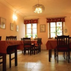 Гостевой Дом Pension Dientzenhofer Прага питание