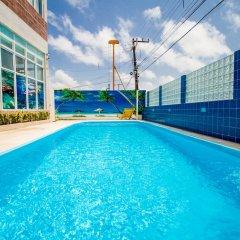 Отель Pousada Marie Claire Flats бассейн фото 2