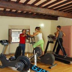 Отель Leon Bianco Италия, Сан-Джиминьяно - отзывы, цены и фото номеров - забронировать отель Leon Bianco онлайн фитнесс-зал