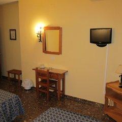 Hotel Restaurante El Lago комната для гостей