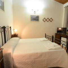 Отель Tenuta Santicuti Верноле комната для гостей фото 4