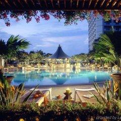 Отель Fairmont Singapore Сингапур пляж