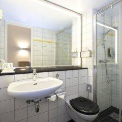 Thon Hotel Bergen Airport ванная