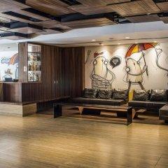 Arena Ipanema Hotel интерьер отеля фото 2