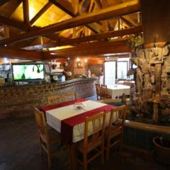Hotel Pasarela Берат гостиничный бар
