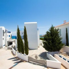 Отель Villa Saint Nikolas Кипр, Протарас - отзывы, цены и фото номеров - забронировать отель Villa Saint Nikolas онлайн пляж фото 2