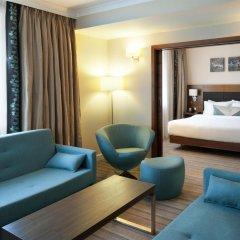 Отель Hilton Garden Inn Krakow Краков комната для гостей фото 2