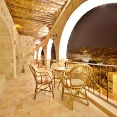 Dedeli Konak Cave Hotel Ургуп балкон
