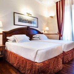 Отель Worldhotel Cristoforo Colombo 4* Стандартный номер с различными типами кроватей фото 26