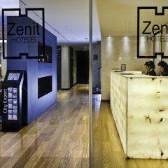 Отель Zenit Abeba Madrid удобства в номере