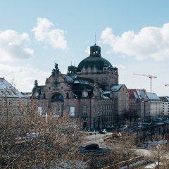 Отель Apollo Apartments Германия, Нюрнберг - отзывы, цены и фото номеров - забронировать отель Apollo Apartments онлайн фото 6
