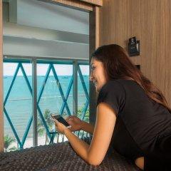 Отель Nonze Hostel Таиланд, Паттайя - 1 отзыв об отеле, цены и фото номеров - забронировать отель Nonze Hostel онлайн фитнесс-зал