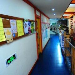 Отель Captain Hostel Китай, Шанхай - 1 отзыв об отеле, цены и фото номеров - забронировать отель Captain Hostel онлайн интерьер отеля фото 3