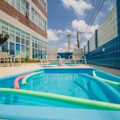 Отель Pousada Marie Claire Flats бассейн фото 3