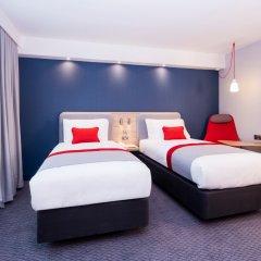 Гостиница Холидей Инн Экспресс Москва — Павелецкая 3* Стандартный номер с 2 отдельными кроватями