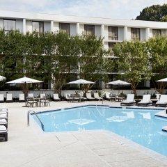 Отель Bethesda Marriott бассейн