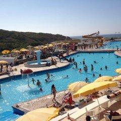 Отель Sintra Sol - Apartamentos Turisticos бассейн