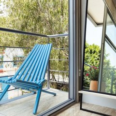 Апартаменты Beautiful Studio W/balcony Near La Condesa Мехико фото 10