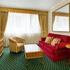 Отель Mamaison Residence Downtown Prague комната для гостей фото 3